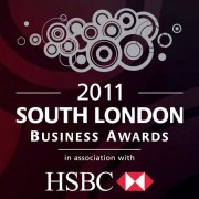 Finalist in the 'Best Small Business' category at the South London Business Awards 2011