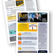 Taxfile newsletter (Autumn 2015)