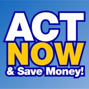 Act now & save on your tax return