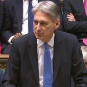 Chancellor Philip Hammond's Autumn Budget Statement, 22 November 2017