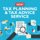 New tax planning & tax advice service from Taxfile