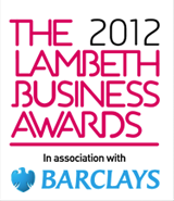 Taxfile are finalists in 2 categories at the 2012 Lambeth Business Awards