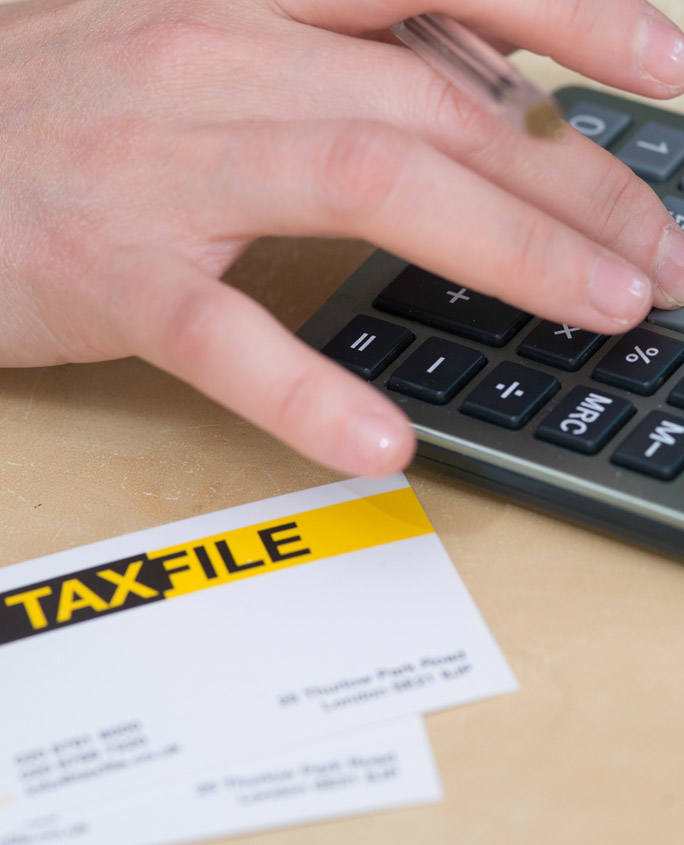 We provide accountancy services for individuals and small businesses.