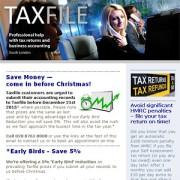 Taxfile Newsletter November 2015