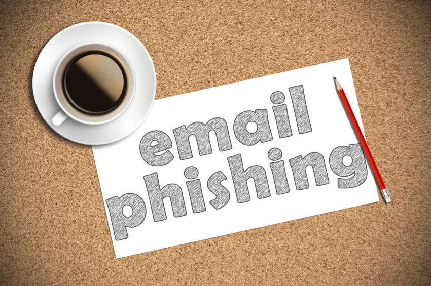 Email phishing scam or genuine HMRC communication?