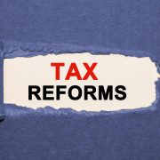 Tax reforms coming in 2018