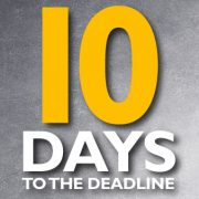 10 days to the tax return deadline!