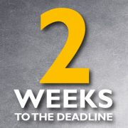 2 weeks to the Self-Assessment tax return deadline