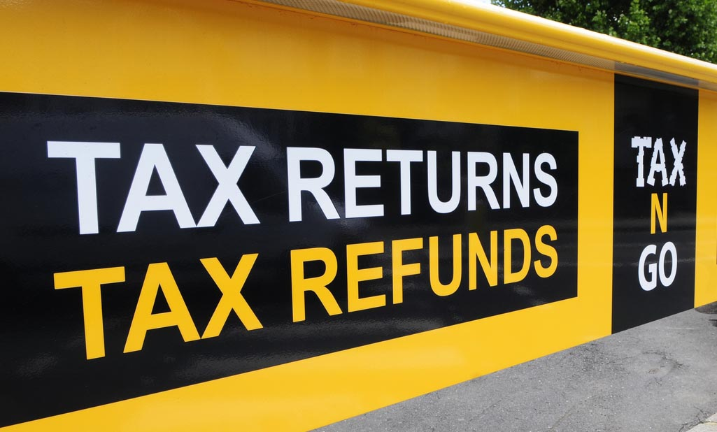 Tax returns & tax refunds, South London