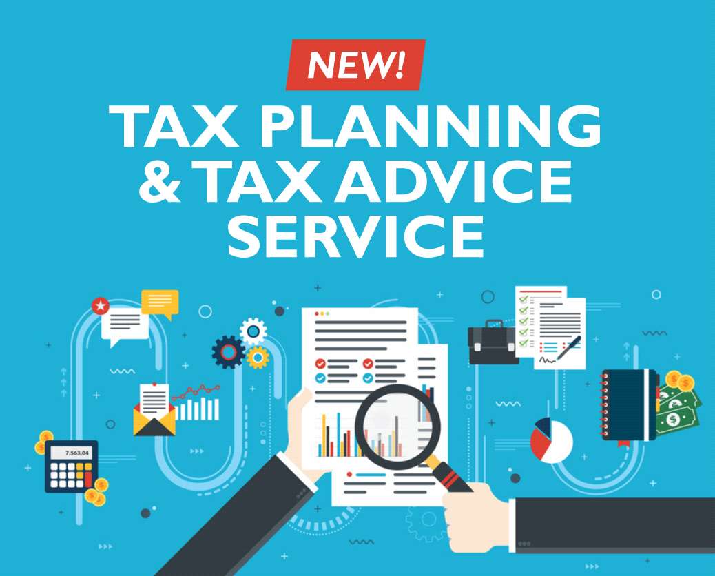 New tax planning & tax advice service from Taxfile