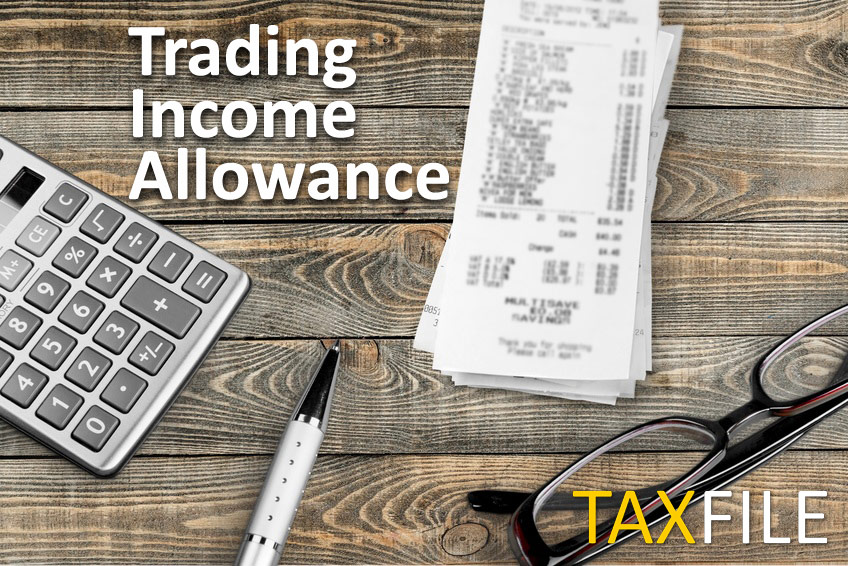 Using 'Trading Income Allowance' to save tax