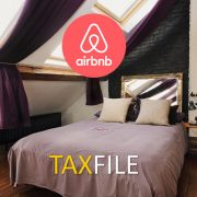 Letting a room through Airbnb? HMRC tracks your income & data!