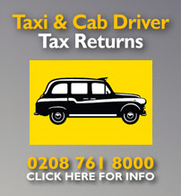 Tax returns for taxi drivers, cab drivers and those who drive for a living.
