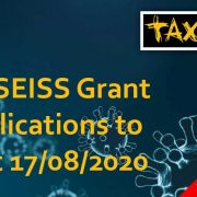 2nd SEISS grant now open for applications (started 17 August 2020)