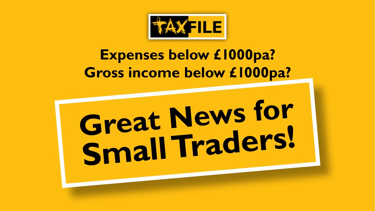 Small trader? Make the most of these 2 allowances!