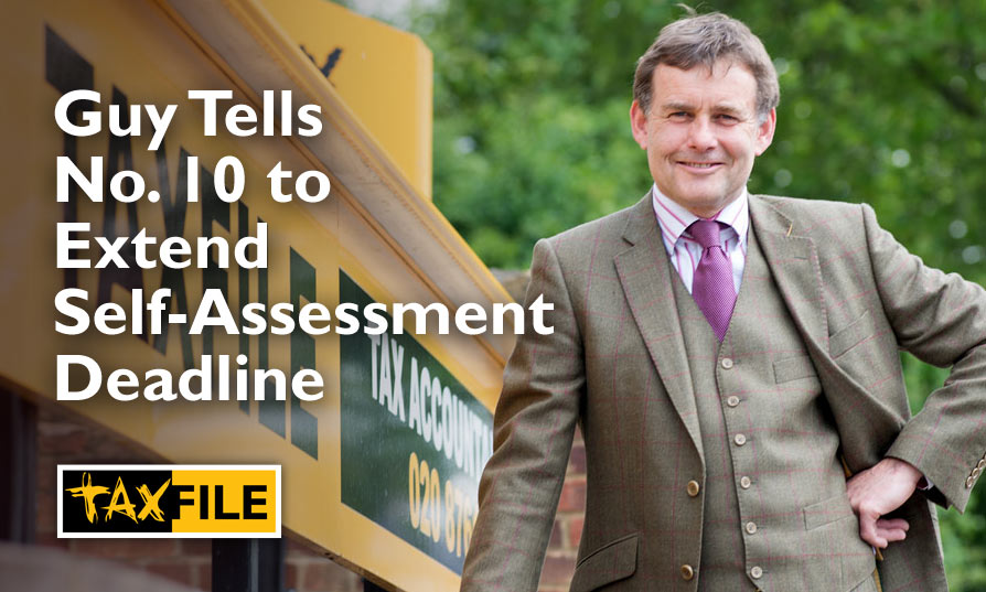 Guy Tells No. 10 to Extend Self-Assessment Deadline