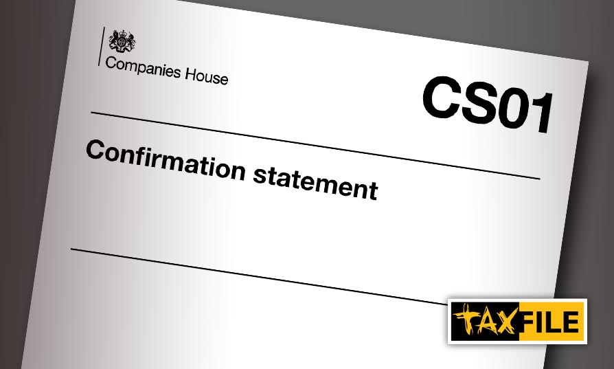 Have You Received an Annual Return/Confirmation Statement Reminder?